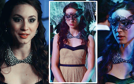 Speciale Commento Outfits: SPENCER HASTINGS
