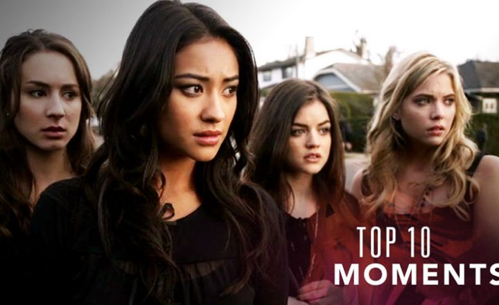 10 cose che non si capiscono in Pretty Little Liars