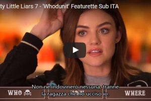 VIDEO: Le liars devono indovinare chi ha ucciso