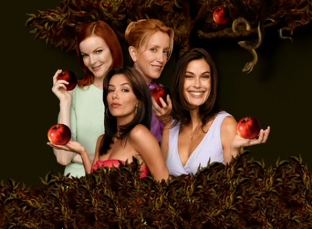 Serie Misteriose: Desperate Housewives